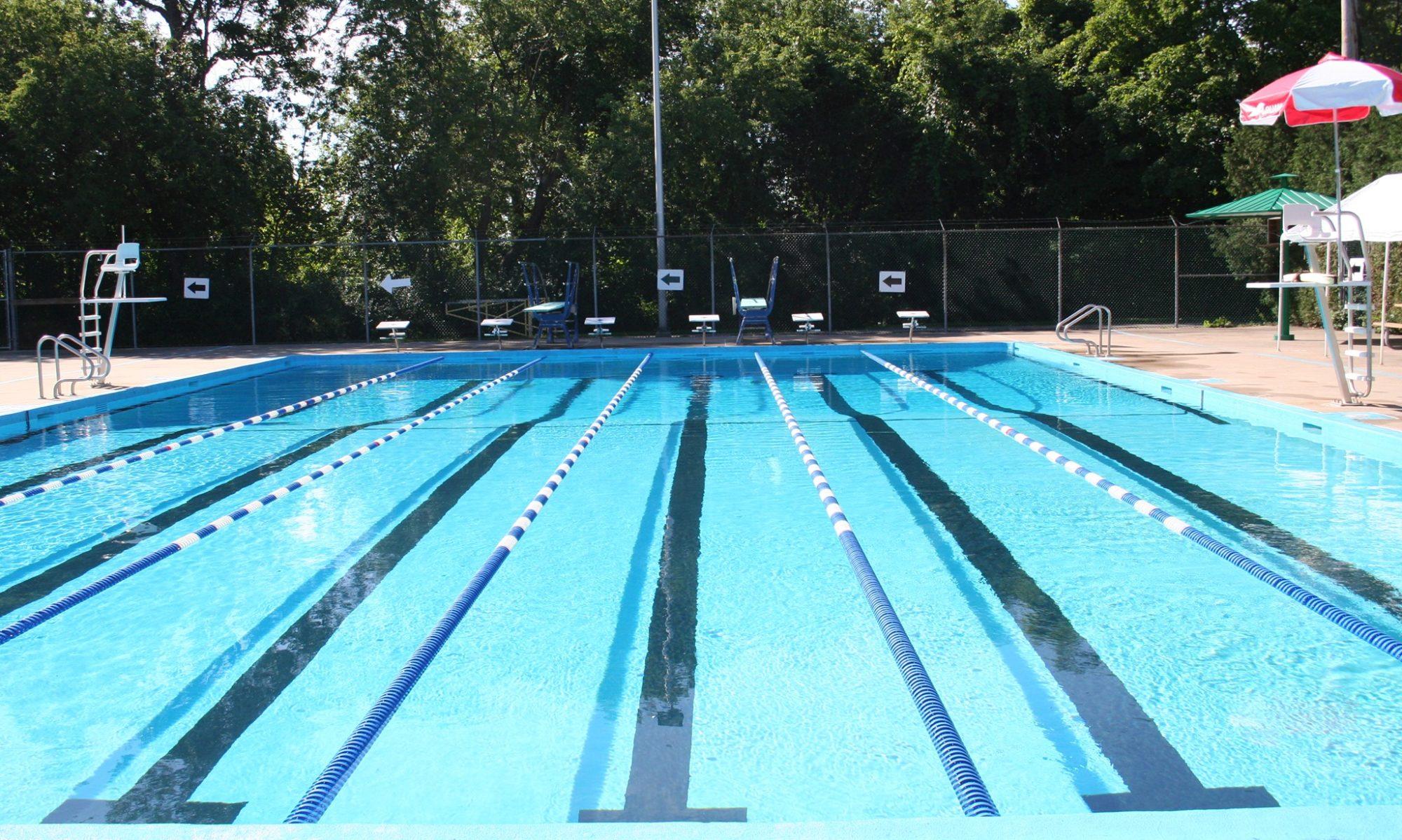 Piscine Cedar Park Pool